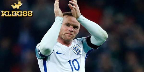 Rooney Mengumumkan Pensiun Dari Timnas Inggris
