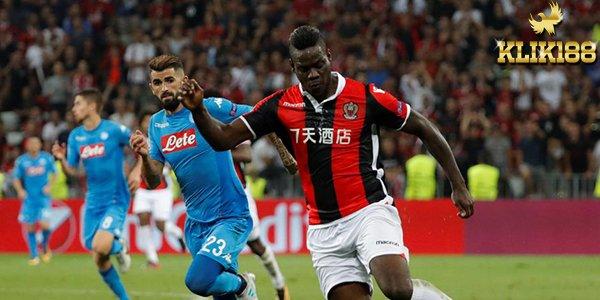 Sikap Konyol Balotelli Pengaruh Pada Kekalahan Nice