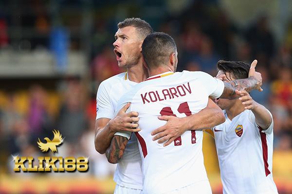 AS Roma Sukses Pertahankan Kemenangannya Kontra Benevento