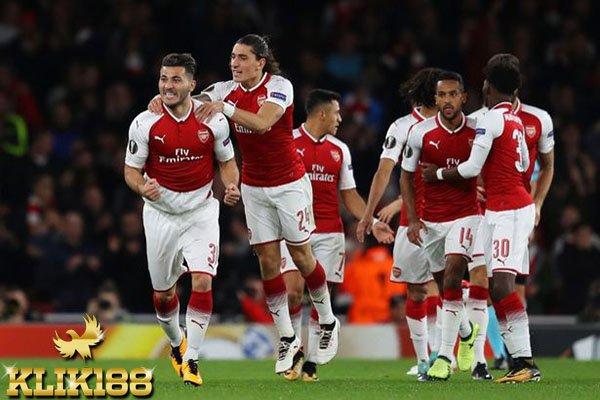 Arsenal Comeback Setelah Kalah Atas FC Koln di Babak Pertama