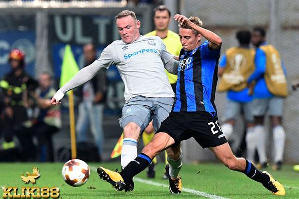 Atalanta Bukukan Kemenangan Telak Atas Everton