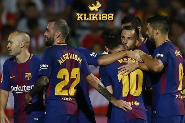 Barcelona Masih Kokoh di Puncak Klasemen Usai Bertandang ke Girona