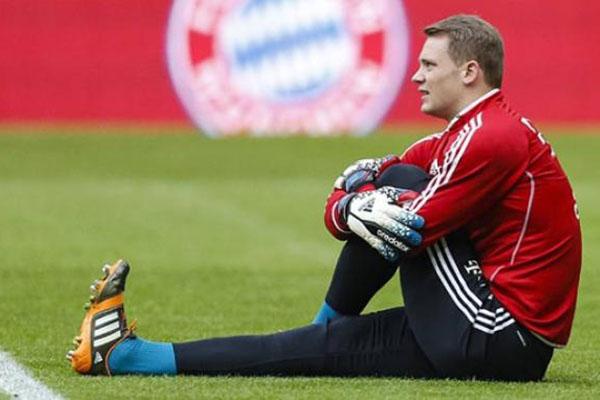 Bayern Munchen Kabarkan Neuer Akan Absen Beberapa Bulan Kedepan
