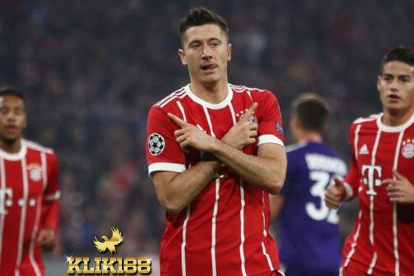 Bayern Munchen Raih Kemenangan Meyakinkan Atas Anderlecht