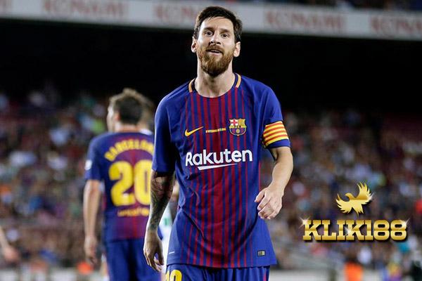 Benedito Sebut Messi Belum Tanda Tangani Kontrak Barunya di Barcelona