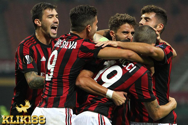 Cutrone Hindari Milan Dari Kekalahan Atas Rijeka Dengan Gol Krusialnya