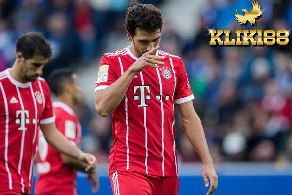 Hummels Desak Bayern Munchen Untunk Bangkit Kembali