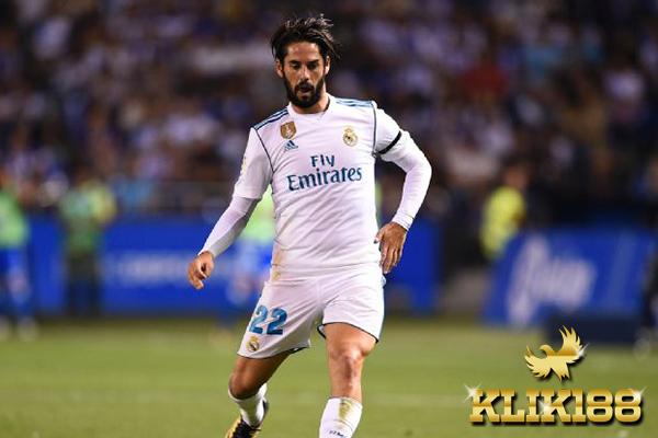 Isco Sebut Real Madrid Tak Berpengaruh Pada Kepercayaan Diri
