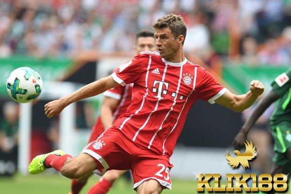 Juventus Ikut Meramaikan Perburuan Thomas Muller
