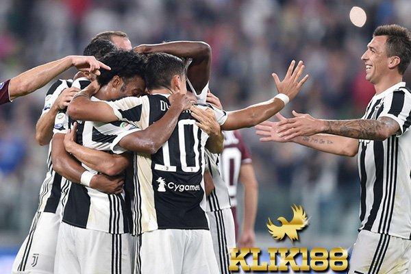 Juventus Menangkan Derby della Mole Empat Gol Atas Torino