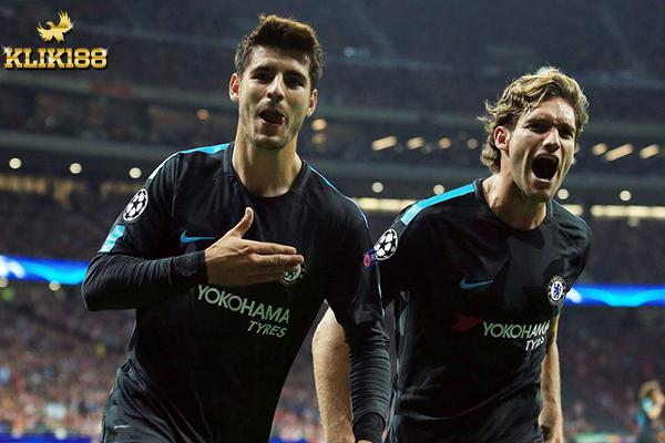 Kerja Keras Chelsea Tumbangkan Atletico Madrid Dengan Dramatis
