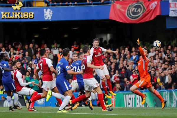Ketatnya Persaingan Derby London Antara Chelsea Kontra Arsenal