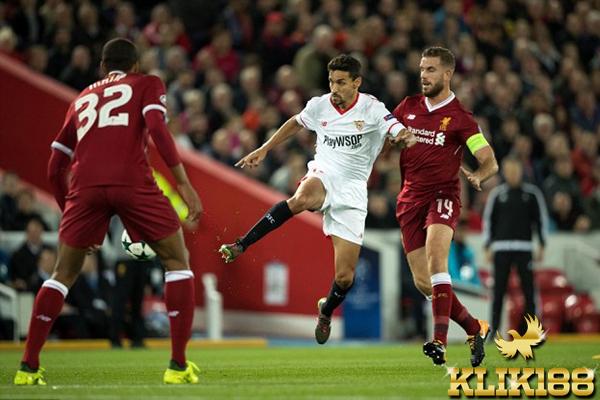 Liverpool Harus Puas Bermain Imbang Saat Menjamu Sevilla