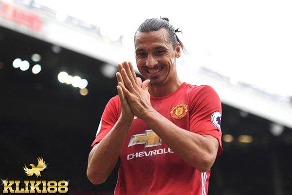 Lukaku Tak Khawatir Dengan Kehadiran Ibrahimovic di Lini Depan United