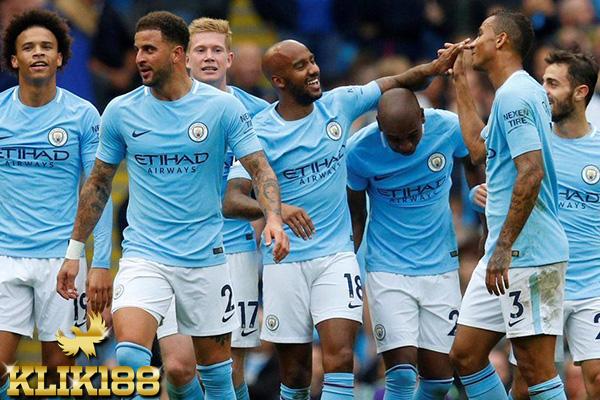 Manchester City Lanjutkan Pesta Golnya Ke Gawang Crystal Palace