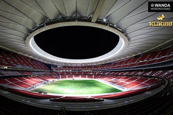 Markas Baru Atletico Ditunjuk Jadi Tuan Rumah Liga Champions 2019