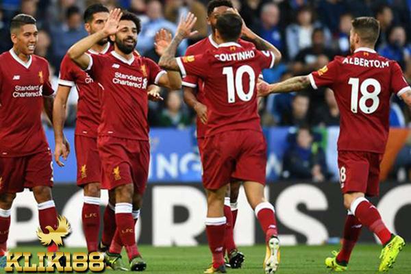 Misi Balas Dendam Liverpool Atas Leicester City Berbuahkan Hasil Positif