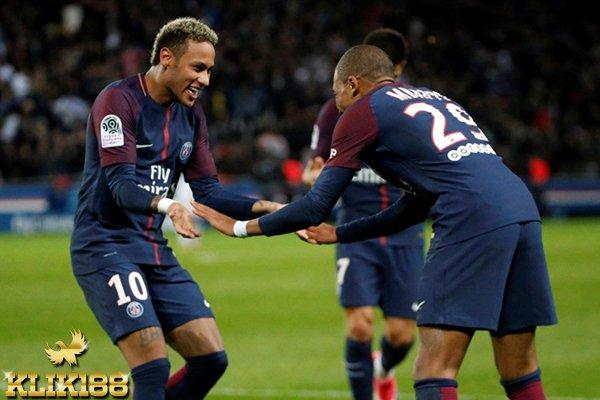 PSG Kalahkan Lyon Lanjutkan Rekor Kemenangan Beruntun