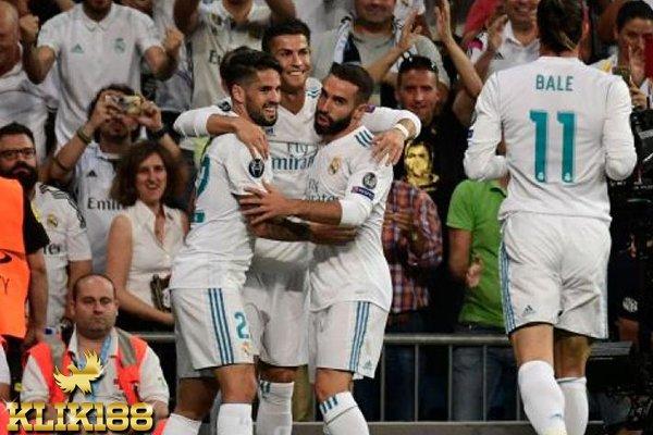 Real Madrid Buktikan Perbedaan Kelas Saat Jamu APOEL