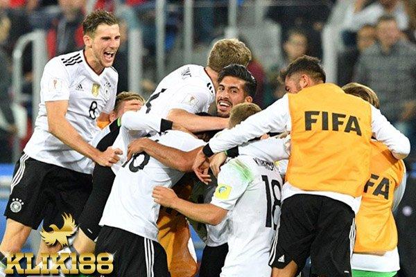 Skor Tipis Jerman Pastikan Kemenangannya Atas Republik Ceko
