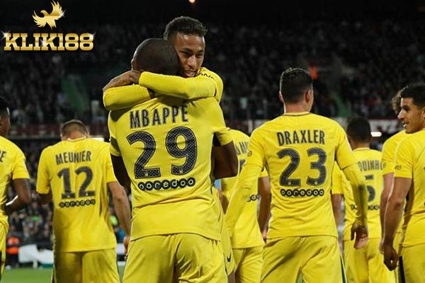 Tantangan Henry Untuk PSG Agar Tampil Menakutkan di Liga Champions
