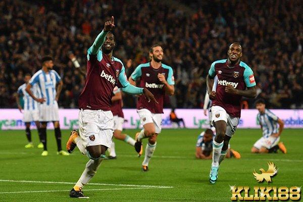 Tiga Poin Pertama Berhasil Diamankan West Ham Musim Ini