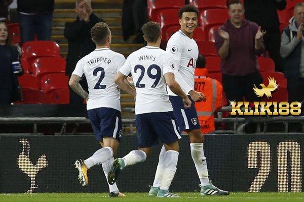 Tottenham Hotspur Kalahkan Barnsley Berkat Gol Sematawayang Alli