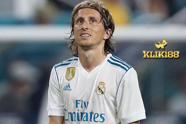 Alasan Modric Pergi Tinggalkan Tottenham Hotspur ke Real Madrid