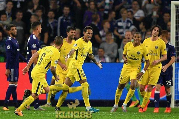 Anderlecht Tak Kuasa Bendung Setiap Serangan yang Dilancarkan PSG