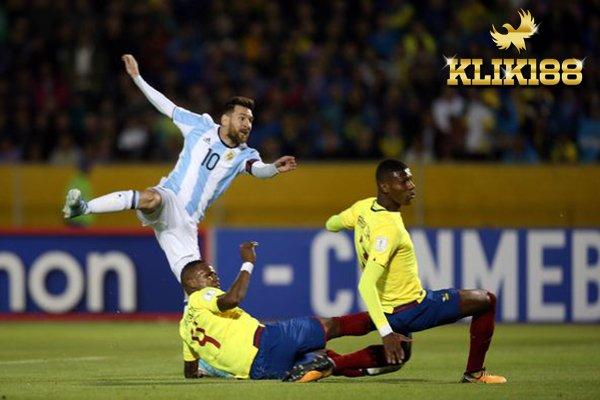 Argentina Akhirnya Dapat Lolos Piala Dunia Usai Kalahkan Ekuador