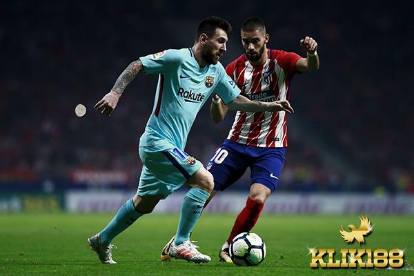Atletico Madrid Berhasil Jegal Laju Kemenangan Barcelona