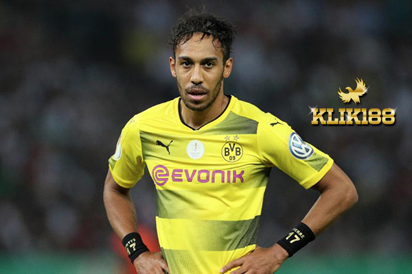 Aubamayang Ungkapkan Komitmennya Bersama Dengan Dortmund