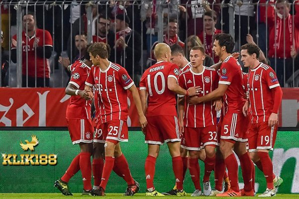 Bayern Munchen Sukses Lindas Celtic Dengan Tiga Gol Tanpa Balas