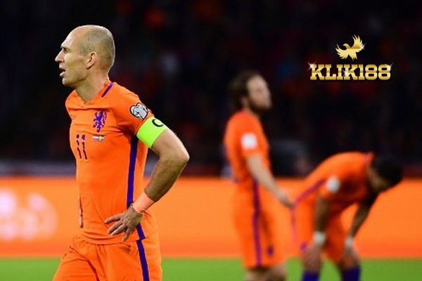 Belanda Gagal Ke Piala Dunia Meski Menang Atas Swedia