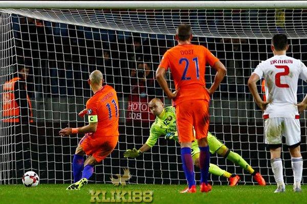 Belanda Pastikan Peluang Lolos Putaran Final Setelah Kalahkan Belarus