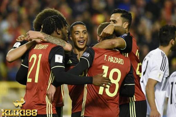 Belgia Turunkan Skuat Utamanya Kontra Siprus Meski Sudah Lolos