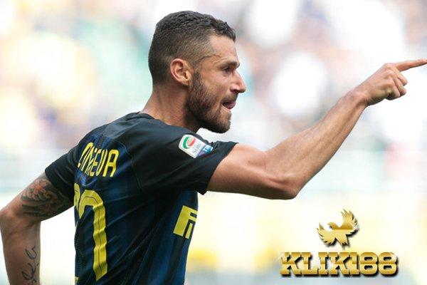 Candreva Minta Inter Waspada Dengan Kebangkitan Milan