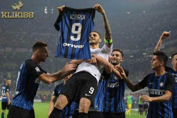 Hattrick Icardi Bawa Inter Menang Atas Milan Dalam Derby Milan