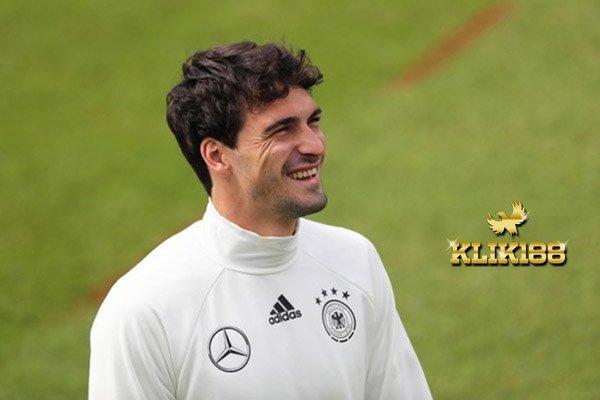 Hummels Yakin Masalah Bayern Tak Ganggu Penampilan di Timnas