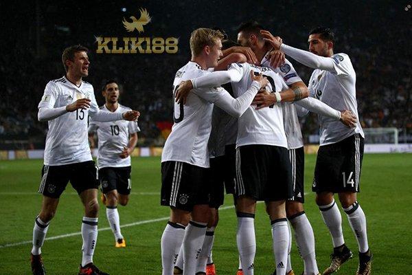 Jerman Berhasil Libas Azerbaijan Meski Laga Sempat Berjalan Alot