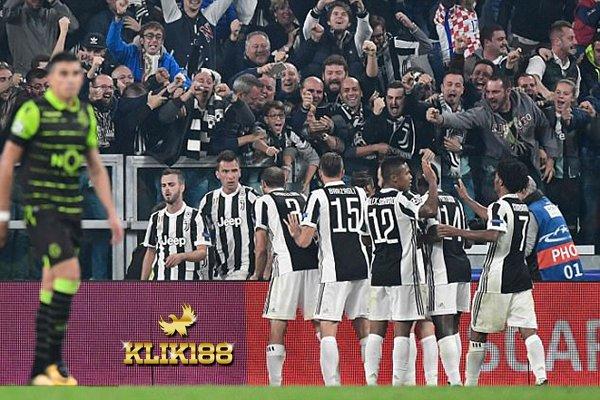 Juventus Berhasil Bangkit Meski Tertinggal Lebih Dulu dari Sporting CP