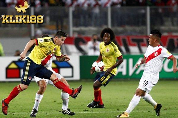 Kolombia Pastikan Diri Lolos Piala Dunia Dengan Imbangi Peru