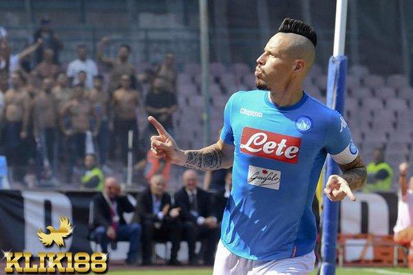 Komentar Hamsik Soal Penampilan Luar Biasa Napoli Musim Ini