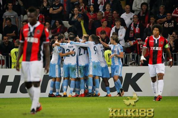 Lazio Berhasil Bangkit dan Tumbangkan Pertahanan Nice