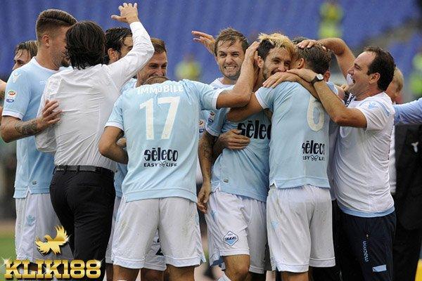 Lazio Tunjukan Keperkasaannya Usai Bantai Sassuolo Enam Gol