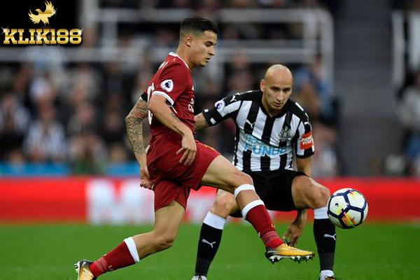 Liverpool Dipaksa Kembali Berbagi Poin Dengan Newcastle