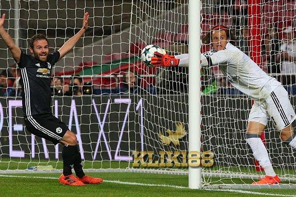 Manchester United Selamat Dari Kekalahan Berkat Blunder Kiper Benfica