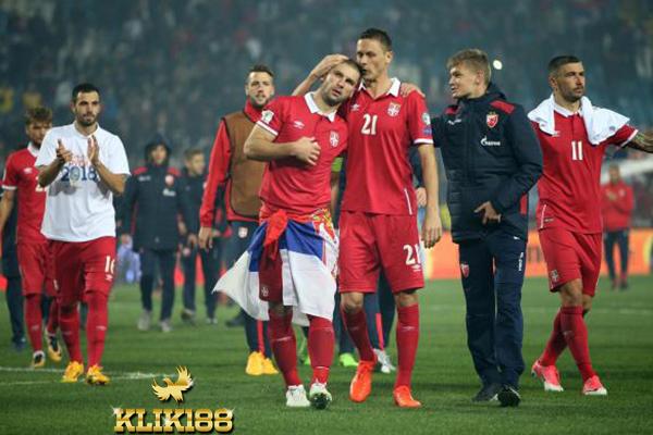 Matic Tegaskan Serbia Memang Pantas Melangkah Maju ke Piala Dunia