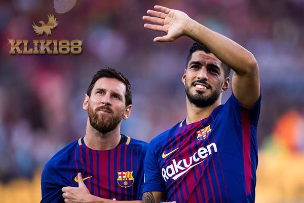 Messi Bisa Datangkan Masalah Untuk Suarez di Barcelona