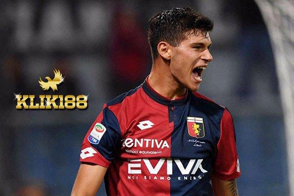 PSG Terus Berusaha Datangkan Stiker Muda Genoa
